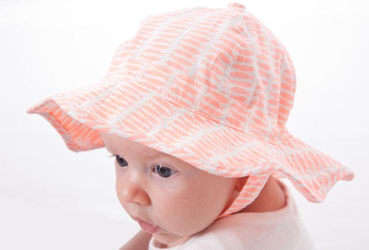 Evie Infant Sunhat