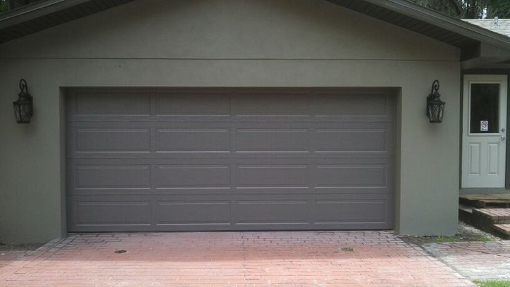 Beautiful Overhead Garage Door