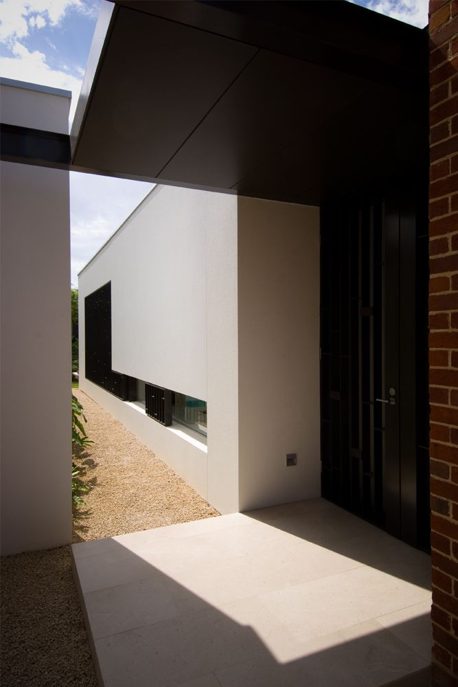 Jane's House by Grieve Gillett Andersen Architects, Adelaide South Australia Photo: Sam Noonan