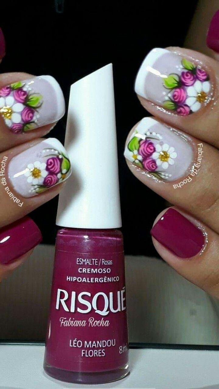 Rositas con flor