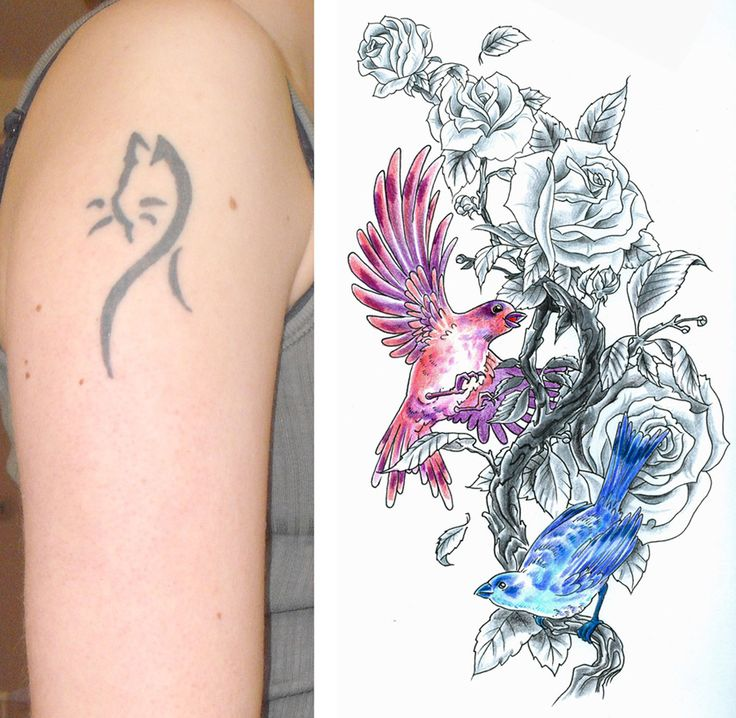 20 Name Cover Up Tattoos For Girls Ideas And Designs