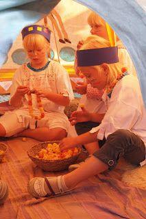 Nibb-it en een snoepveter: lekkere ketting