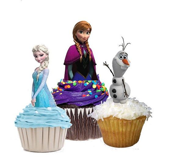 Cupcake Cakes Cookbook Out In 2011 Princess Cake From Walmart Best 25 Frozen Toppers Ideas On Pinterest