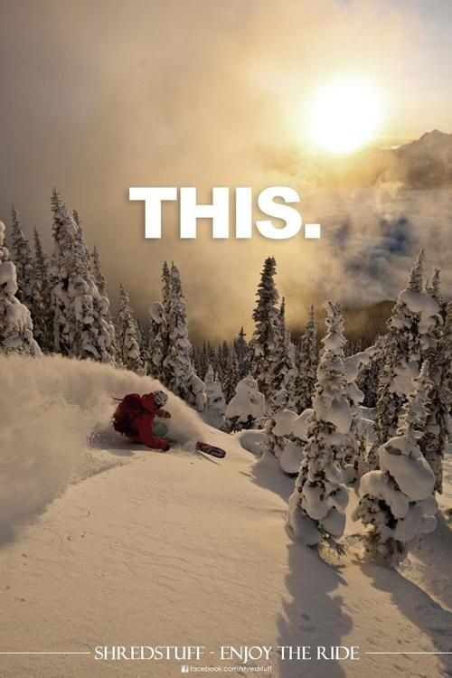 christmas eve (: can't wait Lake Louise, West Castle, Whitefish, Sunshine and Panorama. MAH LOVE.