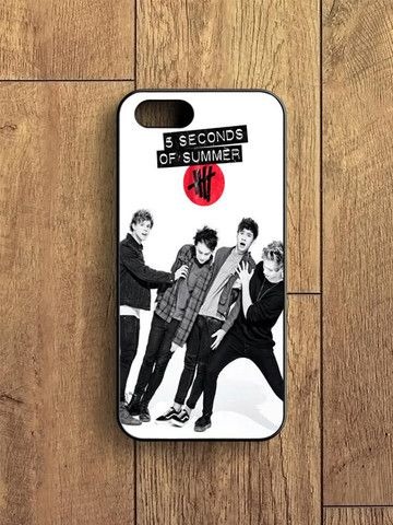 5sos 5 Second Of Summer iPhone 5|S Case
