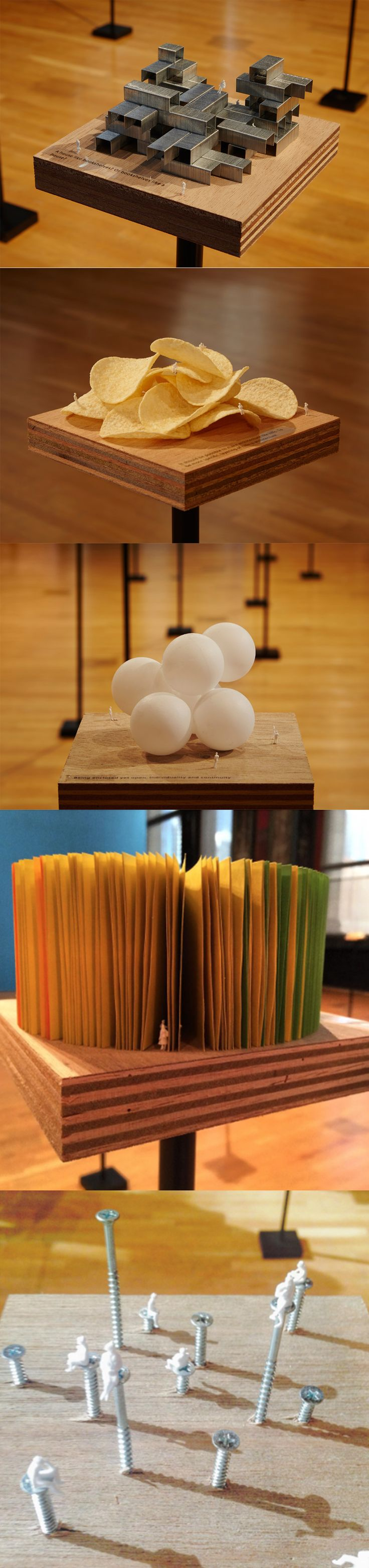 Sou Fujimoto - Found architecture, Chicago architecture Biennal 2015