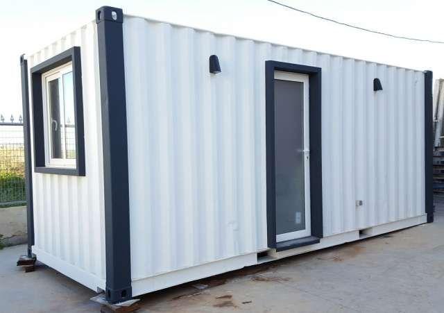 13 best casas en contenedores images on pinterest prefab container and architecture - Precio casa contenedor ...
