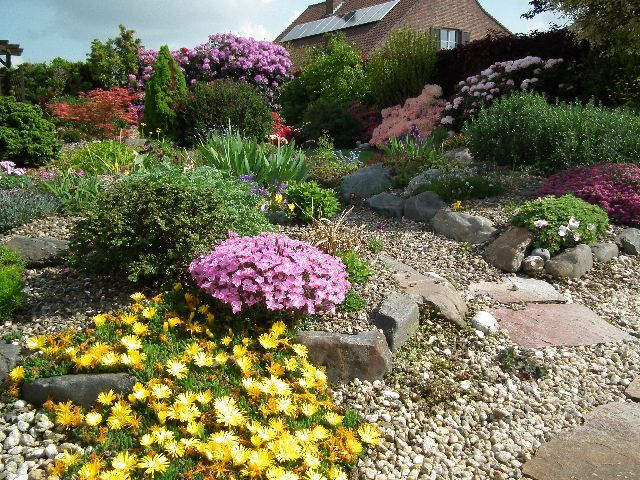 Alpine Garden Design Entrancing Decorating Inspiration