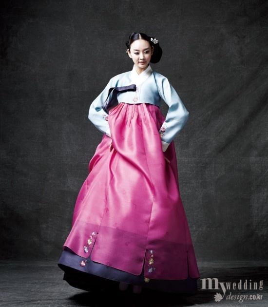 한복대여 강남한복 한복드레스 -봅데강한복- :: 네이버 블로그  Korean Hanbok - traditional costume