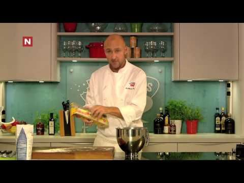 Saltimbocca | Ole Martins kokketips | 4-stjerners middag - YouTube