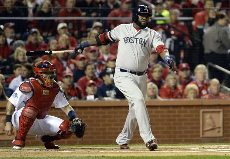 The all-time World Series team  -  October 20, 2017.  DESIGNATED HITTER: DAVID ORTIZ  -   In his three trips to the Fall Classic, Ortiz was at his very best, going undefeated on the game's highest stage. Big Papi was a .455 career hitter over 44 at-bats in the Series, with three home runs and six doubles...  MORE...