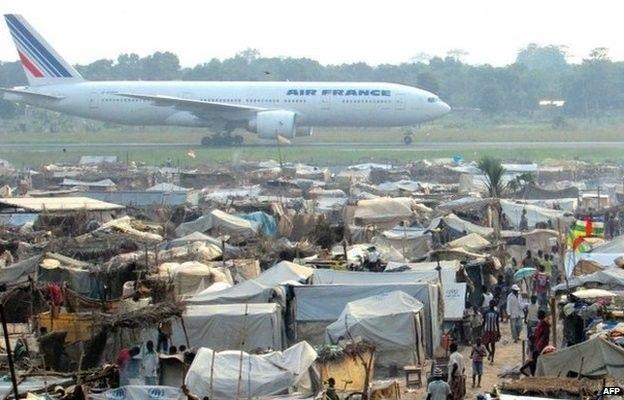 ADS-BE HUMAN: República Centroafricana, el eslabón más débil de ...
