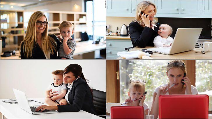 Günümüz yaşam koşulları maalesef anneleri büyük hevesle dünyaya getirdikleri çocuklarını, bir yerde güvenilen bir aile büyüğüne veya bakıcıya emanet ederek çalışma yaşamına dönmeye mecbur ediyor. Kariyer olgusunda yaşanılan zorlukların yanında, belki de bir anneyi en çok zorlayan konulardan birisi iş ve ev yaşamı arasında denge kurmaya çalışmak.