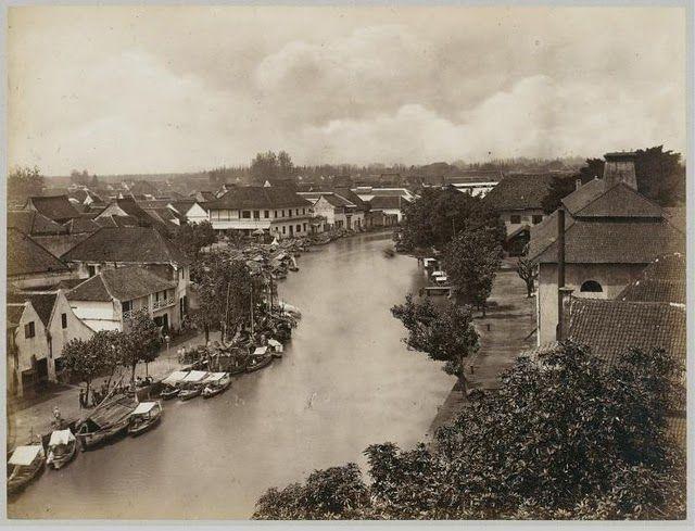 Kali Mas Surabaya 1895