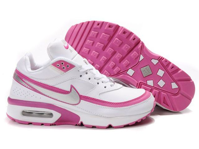 sports shoes 5ea04 fd062 ... Max 2017 Junior Blue Chaussures Nike Air Classic BW Blanc  Rose  Argent   nike 10402  - €49.90 ...