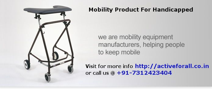 Mobility products for Handicapped by Active For All