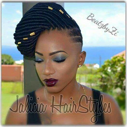 Astounding 1000 Ideas About Faux Locs Styles On Pinterest Faux Locs Locs Short Hairstyles Gunalazisus