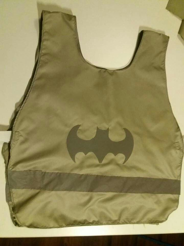 Batman heijastinliivi