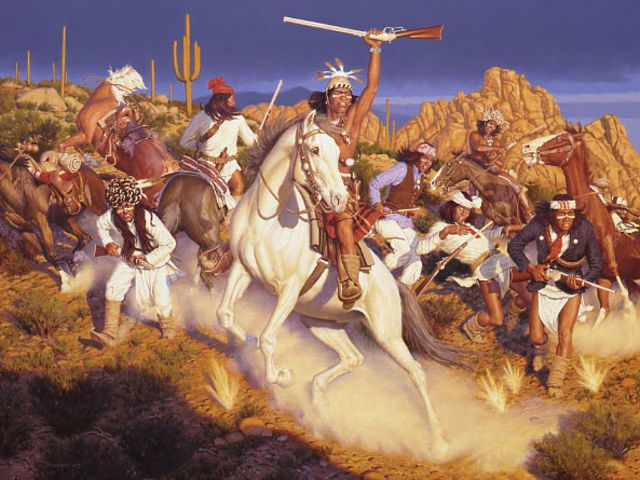 apache wars the genocide of the chirichua indian tribe The apache wars began identify the homelands of the apache tribes in the southwest of the us apache tribe: history, facts & culture related study materials.