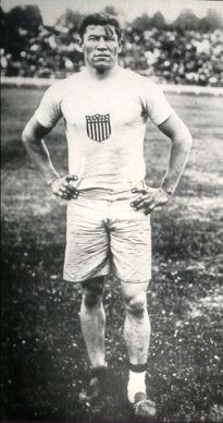 Tribute to Jim Thorpe, Native American athlete. Read on yareah.com