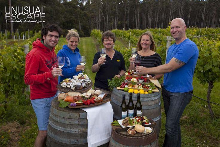 Pennicott Journeys Bruny Island Traveller Gourmet Food
