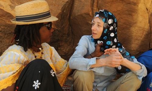 Rendez-vous en Terre inconnue avec Sylvie Testud du 02/10/12 en vidéo