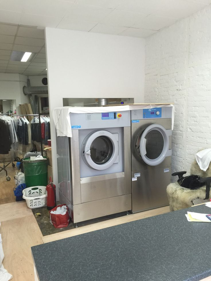Gone is the traditional Dry Cleaning machine & in with something greener, cleaner, fresher.. H&A Eco Cleaners
