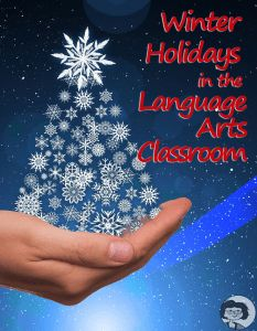 This blog post is FULL of great ideas for your upper elementary and middle school students to use this December and January winter holiday season. You'll get story ideas, poetry, writing, a FREE download, website ideas, and more. Great for your 4th, 5th, 6th, or 7th grade classroom or home school students. {freebie, fourth, fifth, sixth, or seventh graders} - My guest post at HoJo's Teaching Adventures