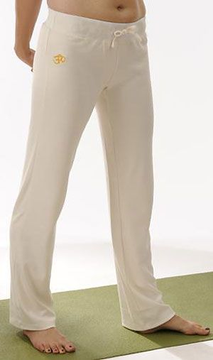 More new wonderful Kundalini Yoga pants | Yoga trousers Nalini natural