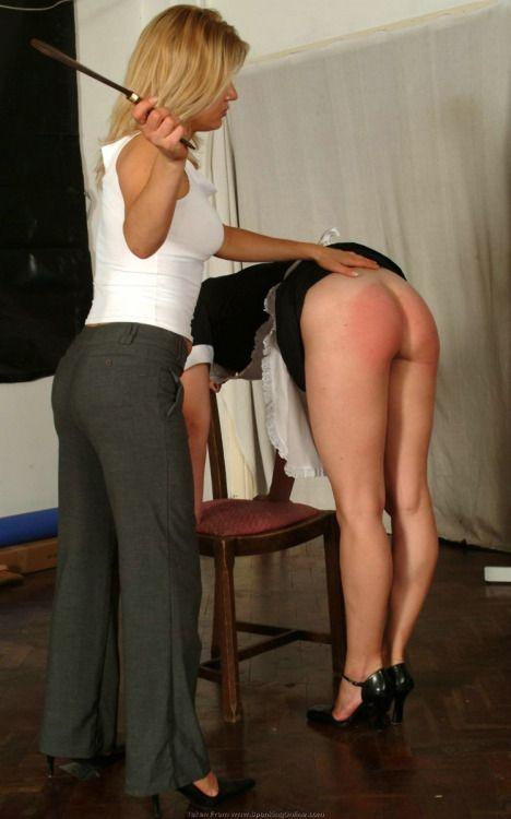 lesbian discipline training