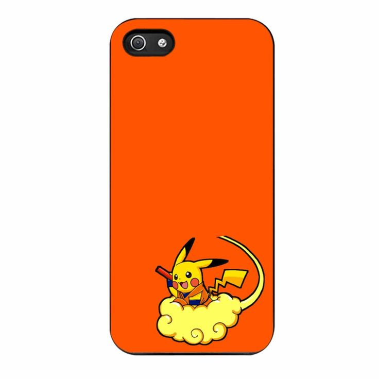 ... goku pikachu iphone 5 5s case iphone cases pikachu iphone goku pikachu