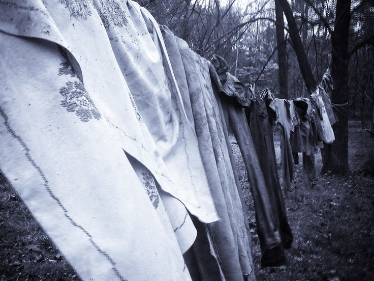 We have been working with indigo-dyed cotton jersey for years now. Between Father Andrew and Goods of Conscience in New York City and Artisan Natural Dyeworks in Nashville, Tennessee, there has never been a need for us to start our own indigo vat. And in the quantities we dye, it's better to leave it to... Read on