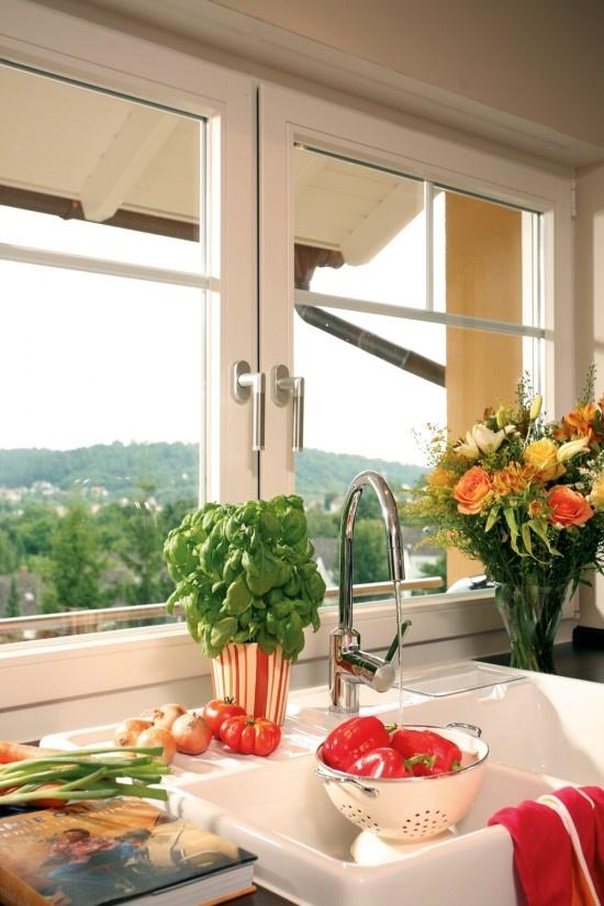 Fertighaus Wohnidee Küche Und Esszimmer Toskana