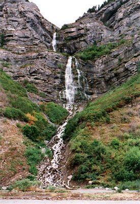 Bridal Veil Falls - Orem, Utah