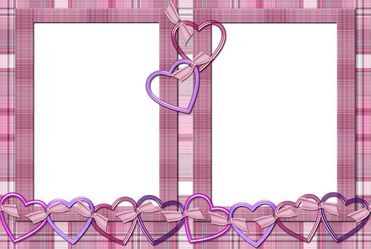 Love Photoshop Frames and Borders | Cadres amour, mariage