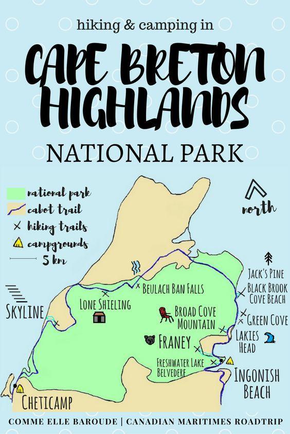 (45) Cape Breton Highlands National Park https://www.pinterest.com/pin/552113235560343819/?fref=gc