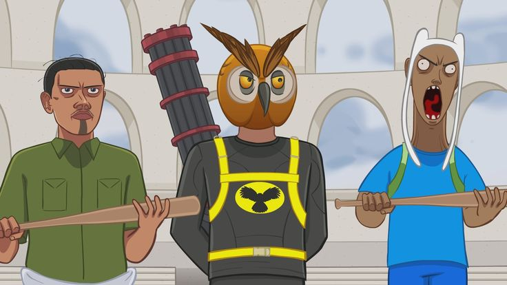 VanossGaming Animated - Gladiators! (From Gmod Sandbox Funny Moments)