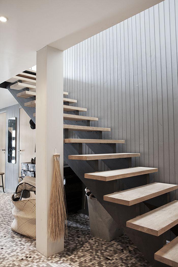 OhhhMhhh Granit Treppe