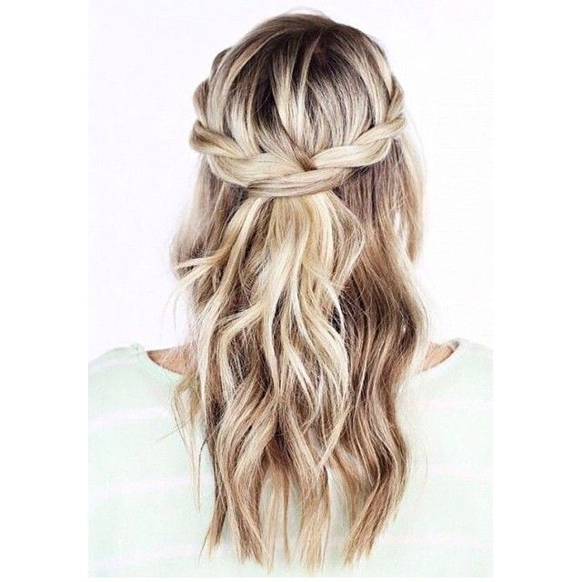 """""""Some braid inspo this morning blushbabes- perfect for spring! Add a bit of difference to your blowout - choose from the braid-me-out menu at blushbar.com.au #hair #hairdo #braids #plaits #braidideas"""" Photo taken by @blush_bar on Instagram, pinned via the InstaPin iOS App! http://www.instapinapp.com (09/18/2015)"""