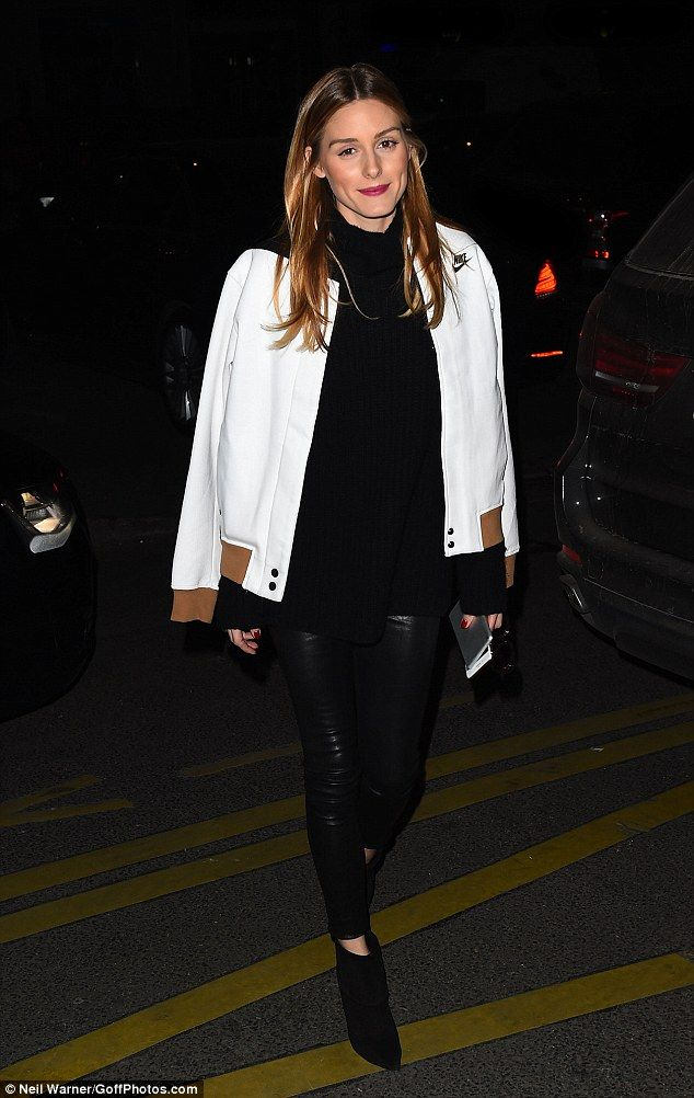 17 Best Images About Style Icon Olivia Palermo On Pinterest New York Fashion Fur And Celebrity