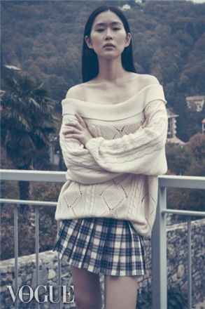 Who is Maimouna Barry Shooting #vogue #fashion