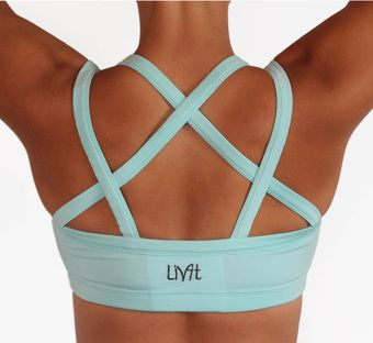 This Sports Bra is so comfortable and supportive! Really! It is great for Running, Zumba, any form of Exercise and so cute! I Love wearing my Endurance Bra!