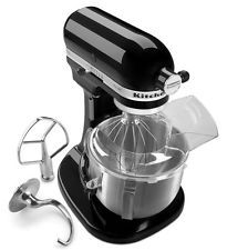 [$347.78 save 36%] New KitchenAid HEAVY DUTY pro 500 Stand Mixer Lift ksm500psob Metal 5-qt Black http://www.lavahotdeals.com/ca/cheap/kitchenaid-heavy-duty-pro-500-stand-mixer-lift/135513