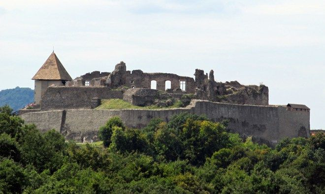 Visegrad Castle - Varga Réka