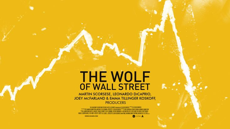 Best Picture Nominee The Wolf of Wall Street
