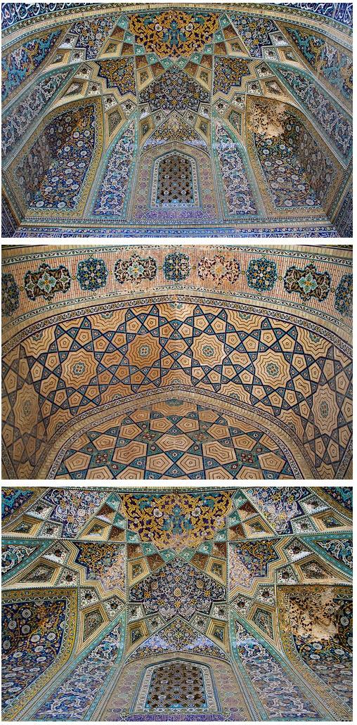 Patrick C. - The Tomb of Omar Khayyam  #architecture