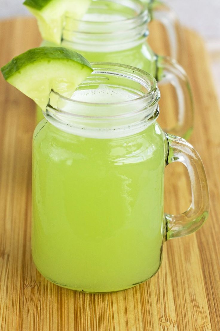 Refreshing Cucumber Lemonade Recipe - Only 4 Ingredients