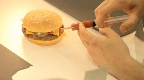 McDonald's Reveals Fast-Food Advertising Secret In Burger Photo Shoot - DesignTAXI.com