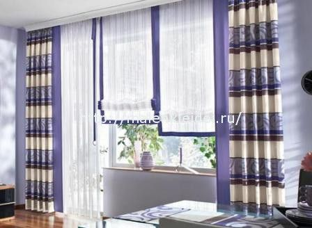 <p>Как много вариантов существует для того, чтобы украсить окно. Это и жалюзи, и римские шторы, и большие занавеси, выполненные из бархата, и навевающие воспоминания о театре. Правильно подобранное убранство для окна, пара аксессуаров, и дизайн комнаты приобретает совсем другой антураж. Очень часто после приобретения квартиры семьи сталкиваются с вопросом декора …</p>