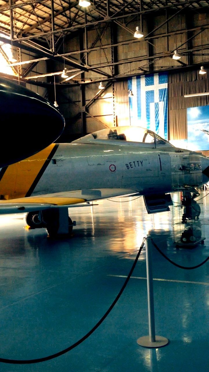 Hellenic Air Force #museum #airforce